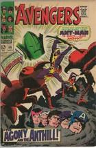 Avengers #46 ORIGINAL Vintage 1967 Marvel Comics Ant Man Returns - $98.99
