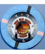 $1 Casino Chip. The Old Camp, Burns, OR. V80. - $4.29