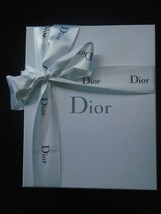 Dior boots box large with ribbon empty - $24.44