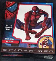 Neuf Scellé Pressman 2002 Spider Man Marvel Film Pal Size 2 1/0,6 M Puzz... - $14.06