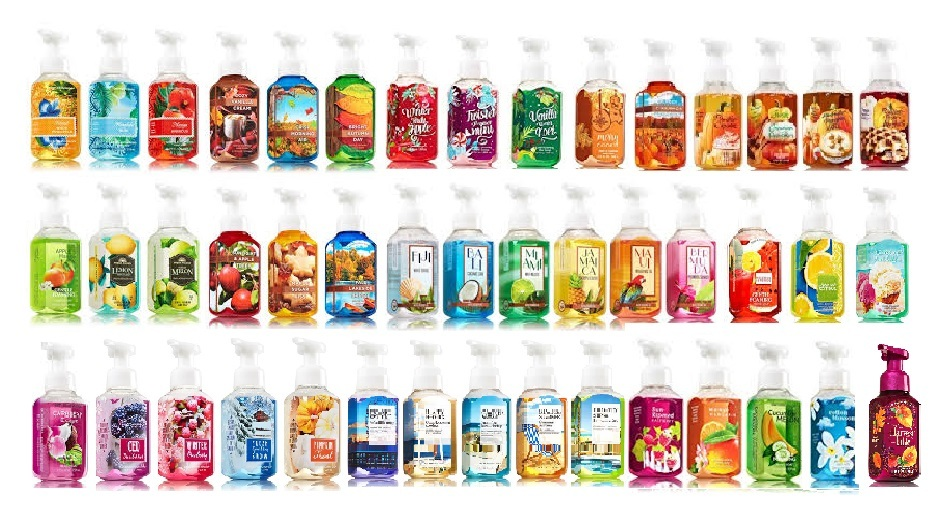 Foaming soap main photo