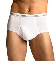 Hanes - Men's Briefs, 7-Pack white cotton  - $37.00