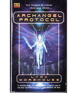Archangel Protocol by Lyda Morehouse Paperback BOOK - $4.00