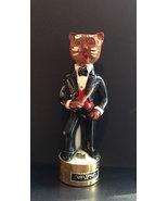 Katz Cat Decanter by Ezra Brooks - $13.00