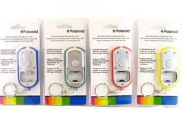 POLAROID LED BOTTLE OPENER FLASHLIGHT KEY CHAIN - (31005) - $114,17 MXN