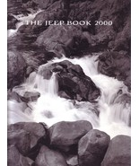 2000 JEEP BOOK sales brochure catalog US Wrangler Cherokee - $9.00