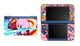Kirby NEW Nintendo 3DS XL LL Vinyl Skin Decal Sticker - $12.50