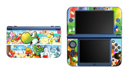 Yoshi NEW Nintendo 3DS XL LL Vinyl Skin Decal Sticker - $12.50