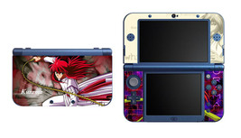Yu Yu Hakusho KURAMA NEW Nintendo 3DS XL LL Vinyl Skin Decal Sticker - $12.50