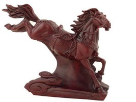 Flying Horse Statue - Red - The Fabulous Hong Tze Collectible Horse Stat... - $20.78