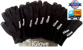 iGlove 5 pair magic touch screen i phone i pad text warm stretch iGloves... - $31.71 CAD