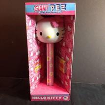 Hello Kitty Giant Pez Candy Roll Dispenser Sanrio - $19.78