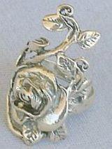 Rose flower ring thumb200