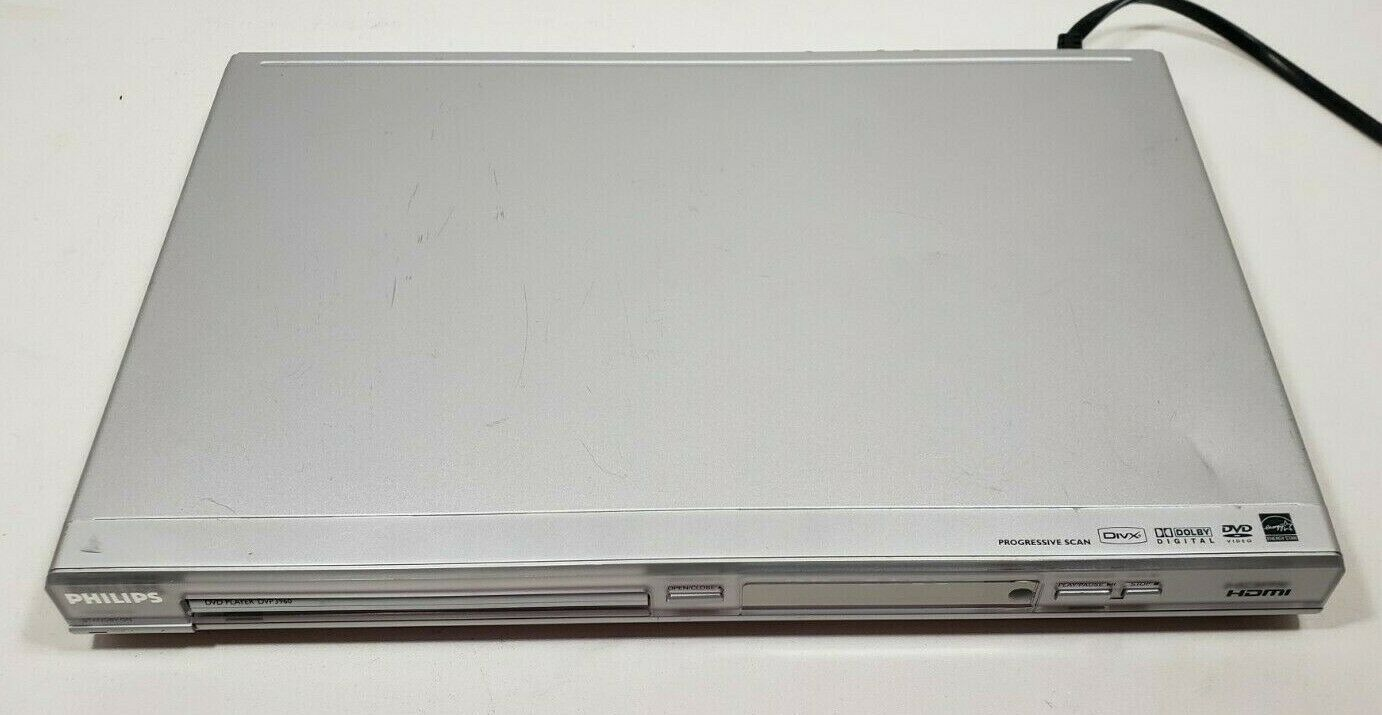 Philips DVP3960 DVD Player HDMI with Remote..Tested image 4
