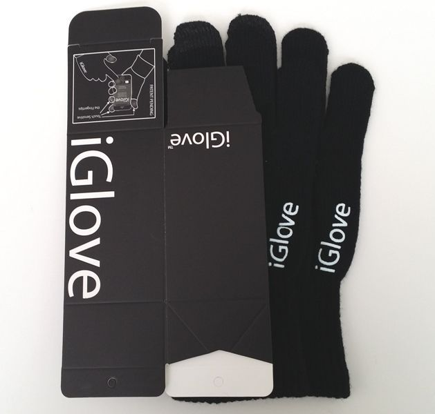 iGlove 5 pair magic touch screen i phone i pad text warm stretch iGloves unisex