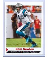 "CAM NEWTON 2014 ""1ST EVER PRINTED"" SI ""1 OF 14"" FOOTBALL CARD! HEISMAN W... - $0.99"