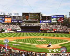 Yankee Stadium 2009 Opening Day New York Yankees 8X10 Color Baseball Photo - $4.99