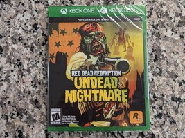 Red Dead Redemption: Undead Nightmare NEW (Microsoft Xbox One / Xbox 360... - $9.80