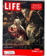 Life Magazine, December 24, 1951 - FULL MAGAZINE - $6.92