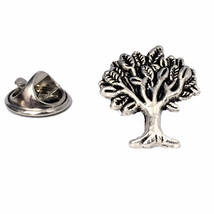 Silver Tree of Life Men's Tie Tack / Lapel OR L... - $12.99