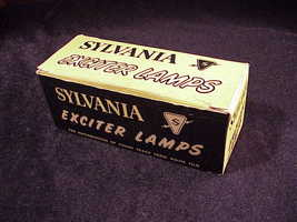 Box of 10 Sylvania Exciter Lamps BTD Projector Lamp Bulbs, New Old Stock - $19.95
