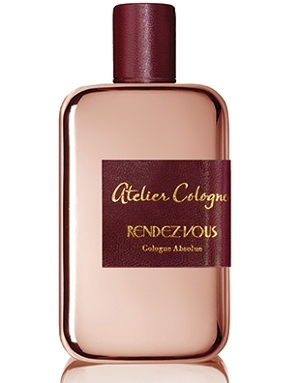 RENDEZ-VOUS by ATELIER 5ml Travel Spray Perfume BERGAMOTE OSMANTHUS VIOLET