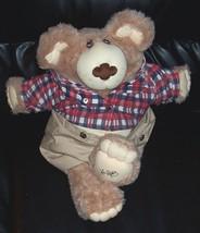 "Cabbage Patch Kid '84 Xavier Roberts Furskin Bear 22"" Big Boone Wants Honey Love - $16.99"