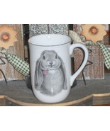 Otagiri Lop Ear Bunny Coffee Tea Cup Mug - $19.97