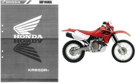 2000-2008 Honda XR650R Service Repair Workshop Shop Manual CD .. XR 650R... - $12.00