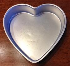 Wilton Cake Pan Heart 9 Inch - $4.99