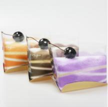 Very Fancy Rainbow Piece Cake Towel - Mini Cakes - $7.00