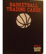 Kellogg's NBA Raisin Bran Trading Cards - 1992 College Greats - $18.00