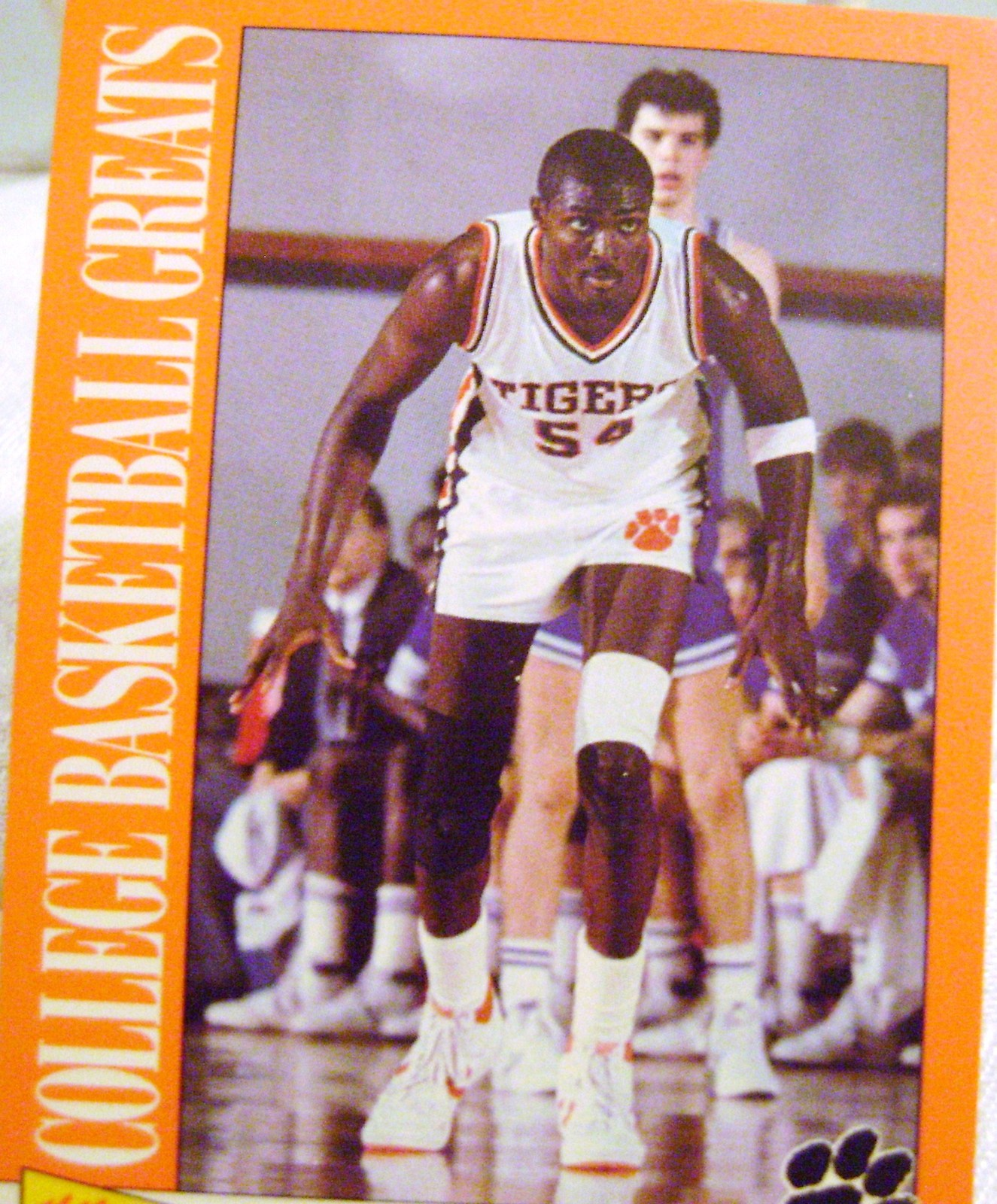 Kellogg's NBA Raisin Bran Trading Cards - 1992 College Greats