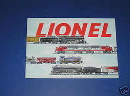 1953 LIONEL POCKET  CATALOG - $14.99