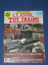 CLASSIC TOY TRAINS MAGAZINE-SUMMER1988 - $9.99