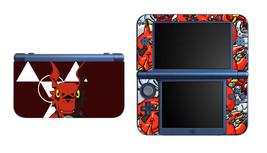 Digimon Guilmon NEW Nintendo 3DS XL LL Vinyl Skin Decal Sticker - $12.50