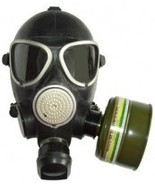 Russian Army Military Civilian Gas Mask Gp-7VM/GP-7/PMK/M60 2014 year - $49.99