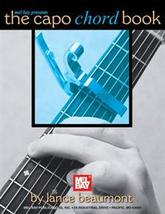 Capo Chord Book/Lance Beaumont/Be a Guitar Capo... - $6.99