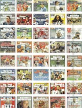 SPORTS ILLUSTRATED-45 ISSUES-1995,1996,2005-2006-HIGHLIGHTS,PLAYERS,GAME... - $29.99