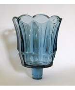Home Interiors Starlight Tulip Blue Peg Votive ... - $12.00