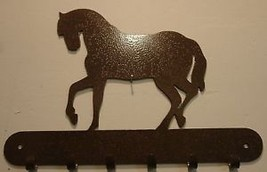 WESTERN EQUESTRIAN KEY AND HAT RACK HOLDER! - $14.99