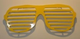 Sunglass Rack, Sunglasses To Hold Your Sunglases!Yellow - $24.74