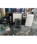 CATEYE VELO 7--CC-VL520 BLACK BICYCLE SPEEDOMETER COMPUTER - $25.00
