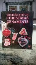 Christmas cross stitch books - $10.00
