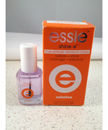 Essie Shine-e Polish Refresher Nail Lacquer Color clear top coat treatment - $13.85