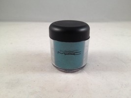 MAC Cosmetics Pigment Powder Eyeshadow Teal large old style jar - $43.09