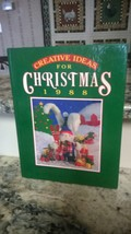 Creative Ideas for Christmas craft books - $10.00