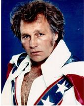 Evel Knievel B Daredevil Vintage 11X14 Color Memorabilia Photo  - $12.95