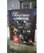 Christmas with Southern Living book - $10.00