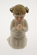 """Kneeling Communion Girl statue cake topper 4.5""""  - $4.99"""